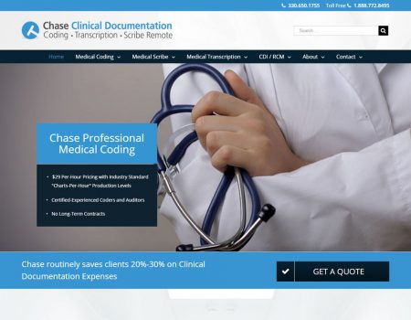Chase Clinical Documentation