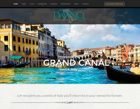 DaVinci Custom Travel