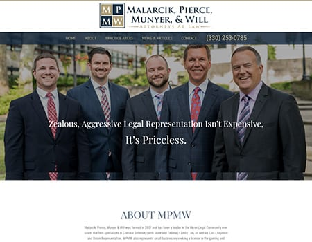Malarcik, Pierce, Munyer & Will